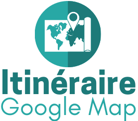 Itineraire google maps